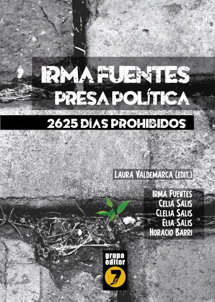 Irma Fuentes, presa política - Laura Valdemarca