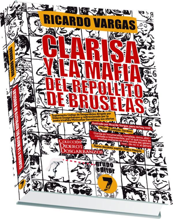 Libro Clarisa